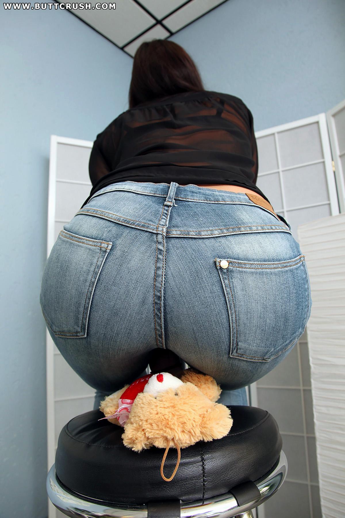 Doll buttcrush